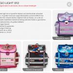Einer der leichtesten: McNeill Schulranzen Ergo Light 912